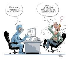 Charte de conduite à tenir lors des consultations au cabinet à partir du «déconfinement»